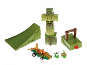 obrázek Angry Birds AB GO! - Sestřelte věž s autíčky