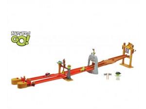 obrázek Angry Birds AB GO! - Závodní dráha s autíčky