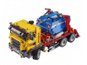 Lego 42024 Technic Nákladní vůz s kontejnerem