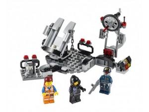 obrázek Lego 70801 Movie Roztávací místnost