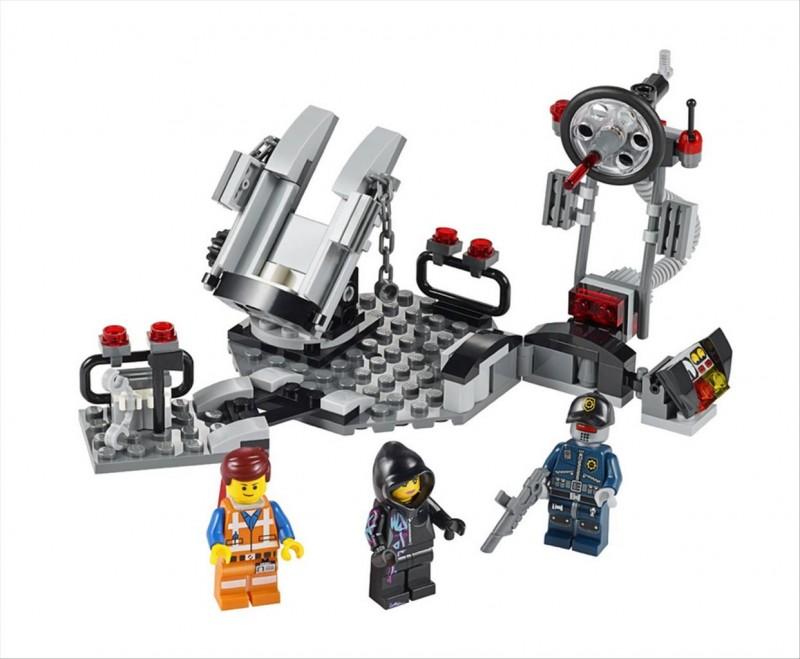 Lego 70801 Movie Roztávací místnost