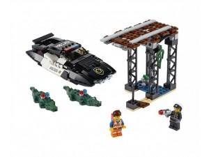 obrázek Lego 70802 Movie Pronásledování zlého poldy