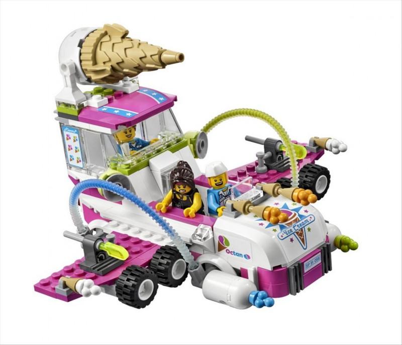 Lego 70804 Movie Zmrzlinářský stroj