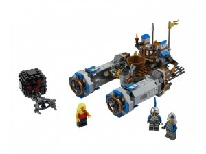 obrázek Lego 70806 Movie Hradní kavalérie