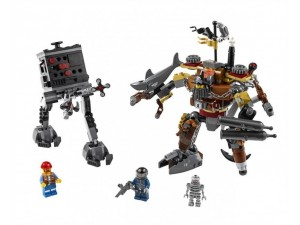 obrázek Lego 70807 Movie Duel Kovovouse