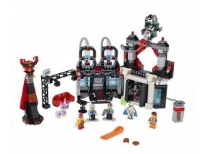 obrázek Lego 70809 Movie Doupě zla Lorda Byznyse