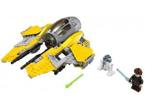 obrázek Lego 75038 Star Wars Jedi Interceptor