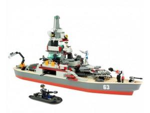 obrázek KRE-O Battleship bojová loď USS Missouri