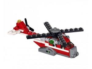 obrázek Lego 31013 Creator Záchranná helikoptéra