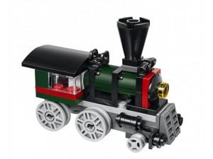obrázek Lego 31015 Creator Smaragdový expres