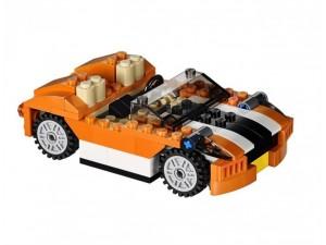 obrázek Lego 31017 Creator Oranžový závoďák