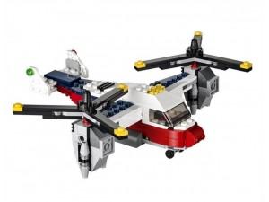 obrázek Lego 31020 Creator Dobrodružství se dvěma vrtulemi