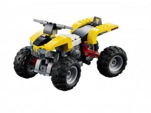 obrázek Lego 31022 Creator Turbo čtyřkolka