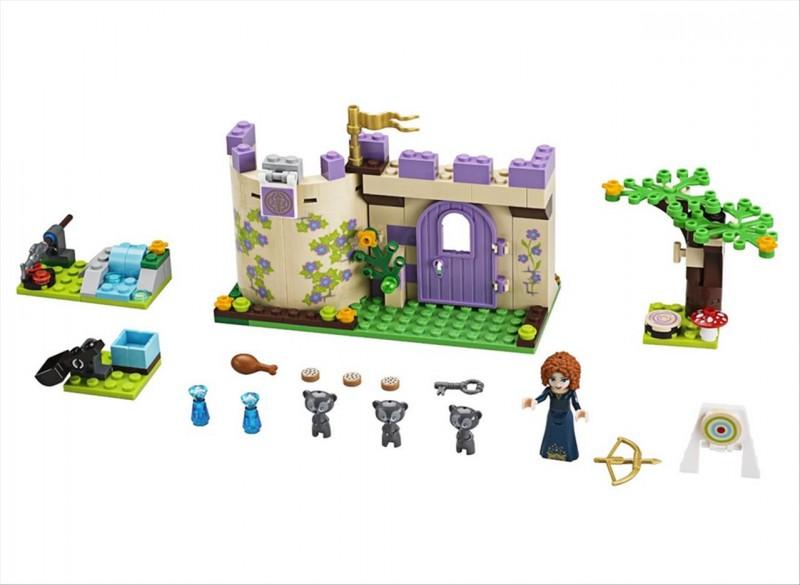 Lego 41051 Disney Princess Hry princezny Meridy
