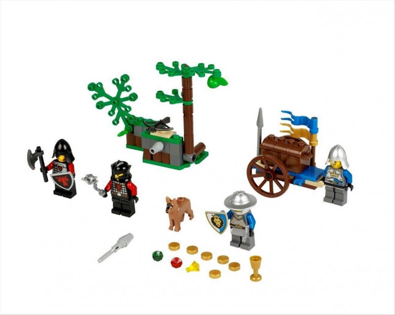 Lego 70400 Castle Lesní léčka
