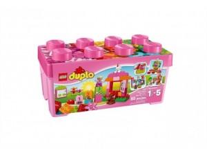 obrázek Lego 10571 Duplo Růžový box plný zábavy