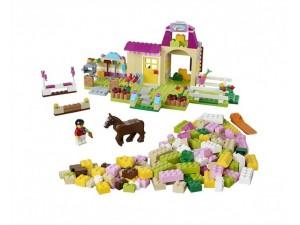 obrázek Lego 10674 Juniors Farma pro Poníky