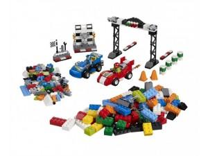 obrázek Lego 10673 Juniors Závod Rally