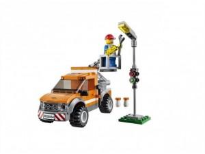 obrázek Lego 60054 City Opravářský vůz s plošinou