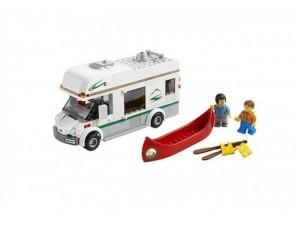 obrázek Lego 60057 City Obytná dodávka