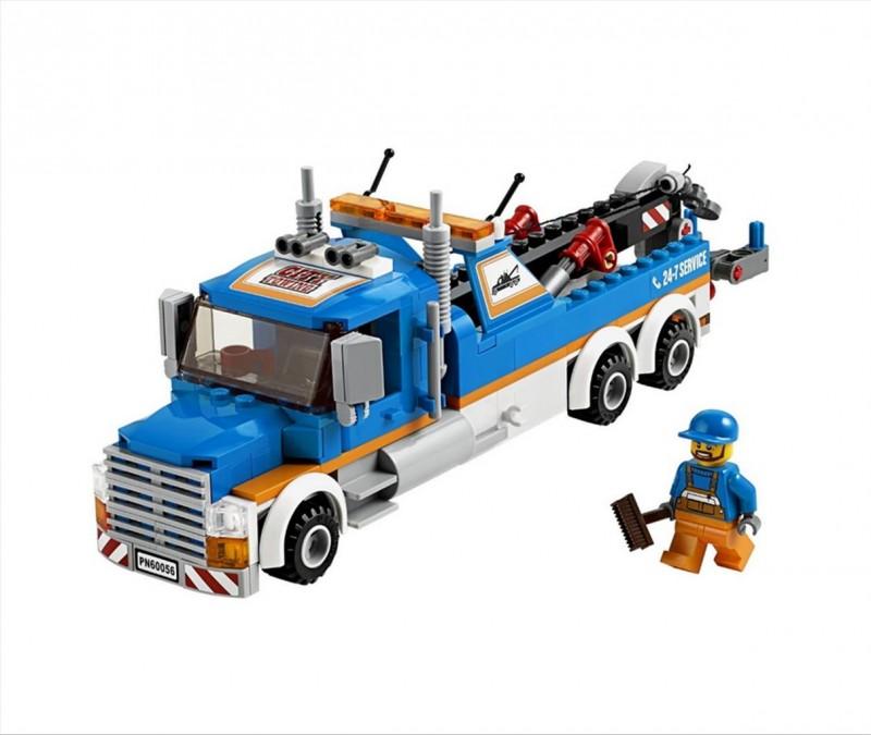 Lego 60056 City Odtahový vůz