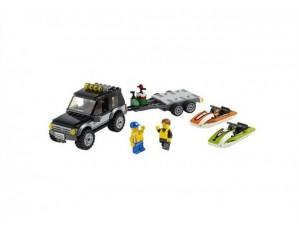 obrázek Lego 60058 City SUV s vodním skútrem