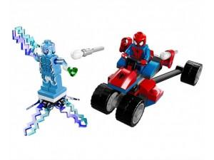obrázek Lego 76014 Super Heroes Spider Trike vs. Electro