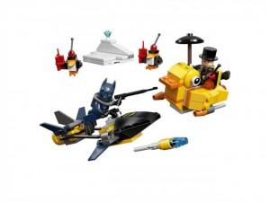 obrázek Lego 76010 Super Heroes Batman: Souboj s Tučňákem