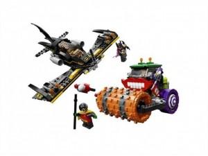obrázek Lego 76013 Super Heroes BatMan: Jokerův parní vál