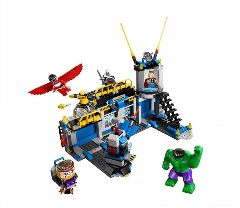 Lego 76017 Super Heroes 76017 Captain America vs.