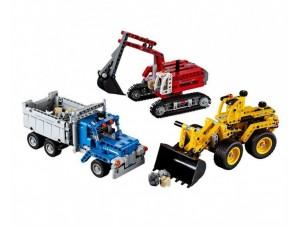 obrázek Lego 42023 Technic Stavbaři