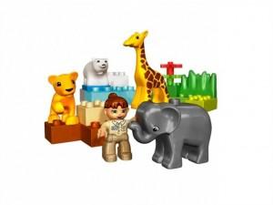 obrázek Lego 4962 Duplo Baby zoo