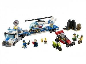 obrázek Lego 60049 City Transportér helikoptéry