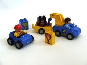 obrázek Lego Duplo Závodník