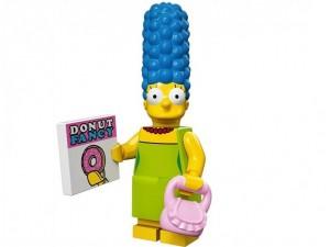 obrázek Lego 71005 Minifigurky The Simpsons Marge