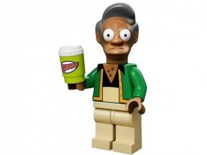 obrázek Lego 71005 Minifigurky The Simpsons Apu