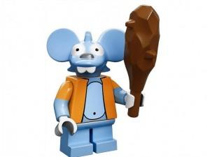 obrázek Lego 71005 Minifigurky The Simpsons Itchy