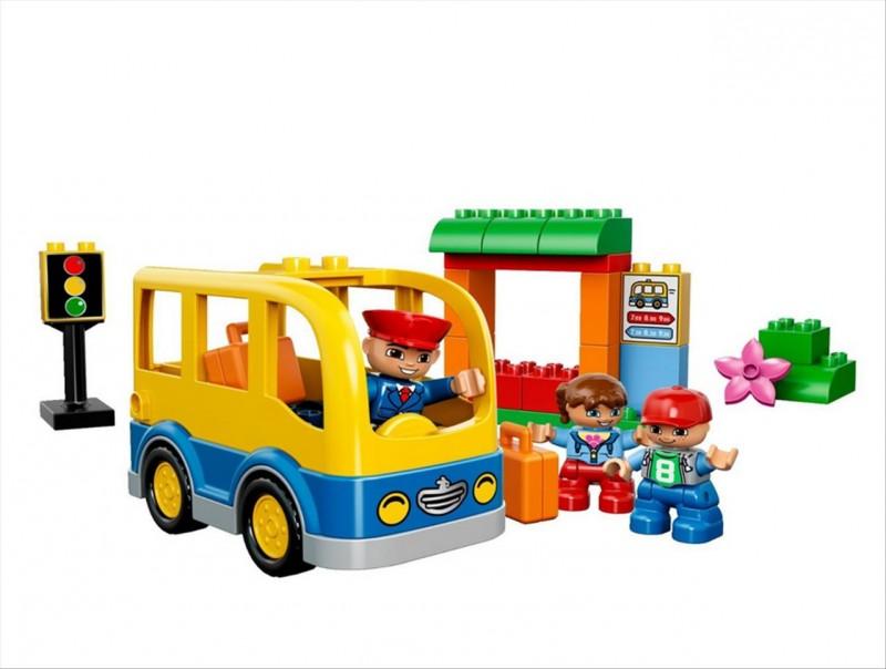 Lego 10528 Duplo Školní autobus