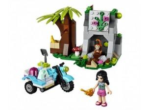 Lego 41032 Friends Motorka do džungle - první pomoc