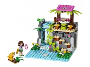 Lego 41033 Friends Záchrana u vodopádů v džungli