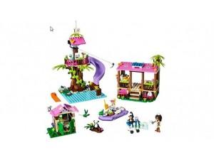 obrázek Lego 41038 Friends Základna záchranářů v džungli