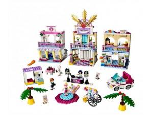 obrázek Lego 41058 Friends Obchodní zóna Heartlake
