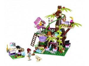 obrázek Lego 41059 Friends Dům na stromě v džungli