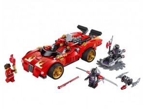 obrázek Lego 70727 Ninjago Kaiův červený bourák X-1
