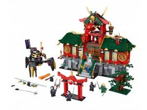 obrázek Lego 70728 Ninjago Bitva o Ninjago City