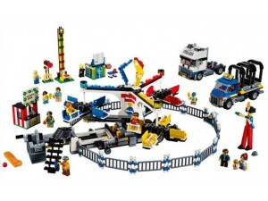 obrázek Lego 10244 Creator Fairground Mixer