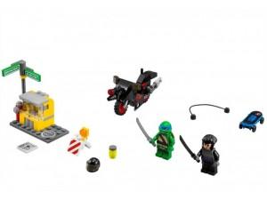 obrázek Lego 79118 Ninja Želvy Únik Karai na motorce