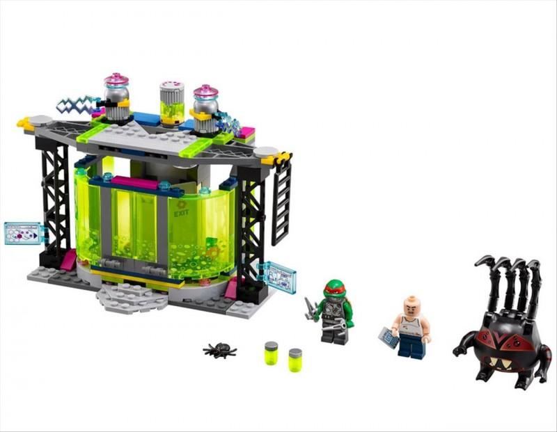 Lego 79119 Ninja Želvy Mutační komora