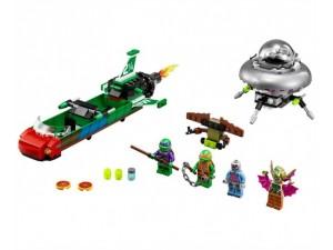 obrázek Lego 79120 Ninja Želvy Vzdušná bitva T-Rawket