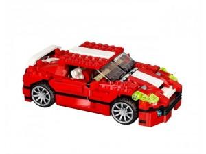 Lego 31024 Creator Burácející sporťák